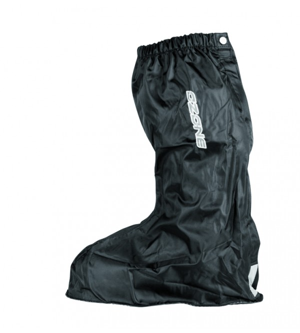 OZONE Waterproof Cover Boots Steam Black