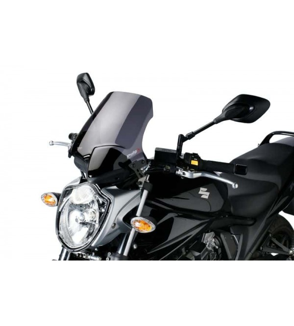 Puig Windshield Naked New Generation Sport For Suz...