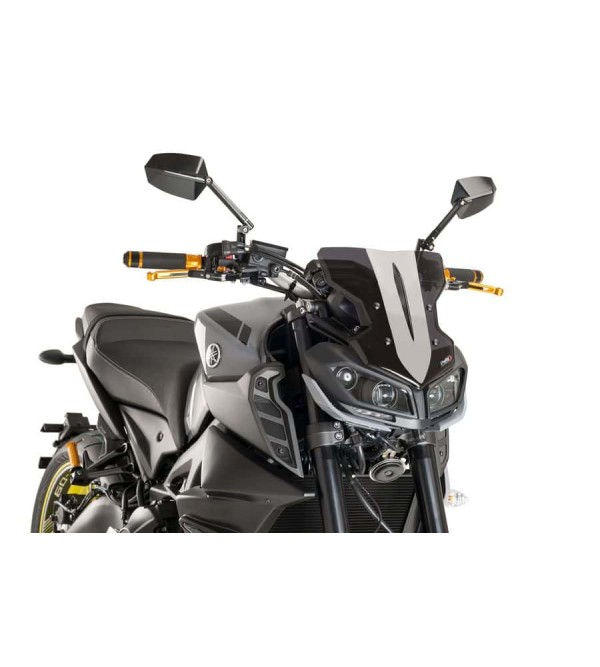 Puig Windshield Yamaha MT-09 17-18