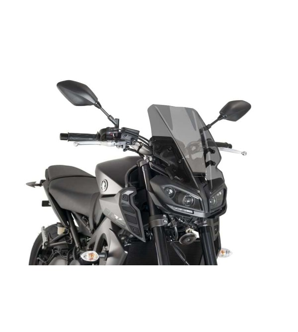 Puig Windshield Yamaha MT09 17-18