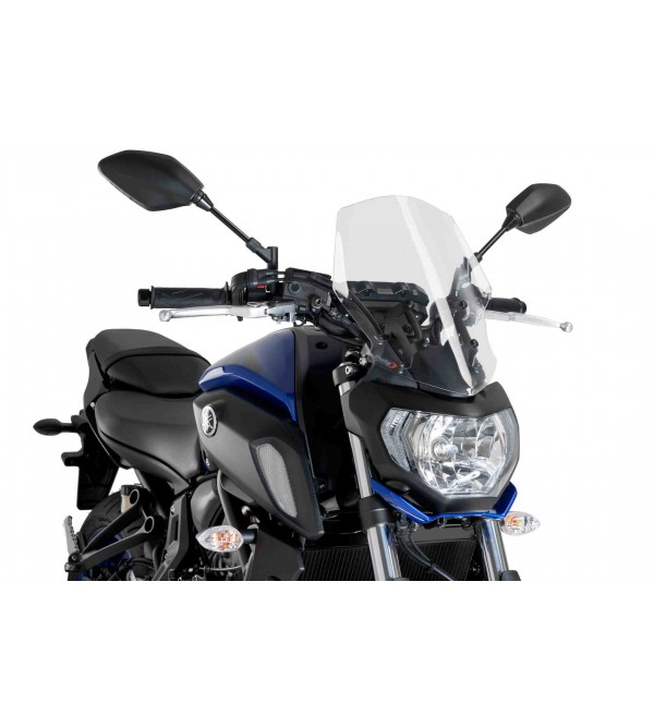Puig Windshield Yamaha MT-07 18-20