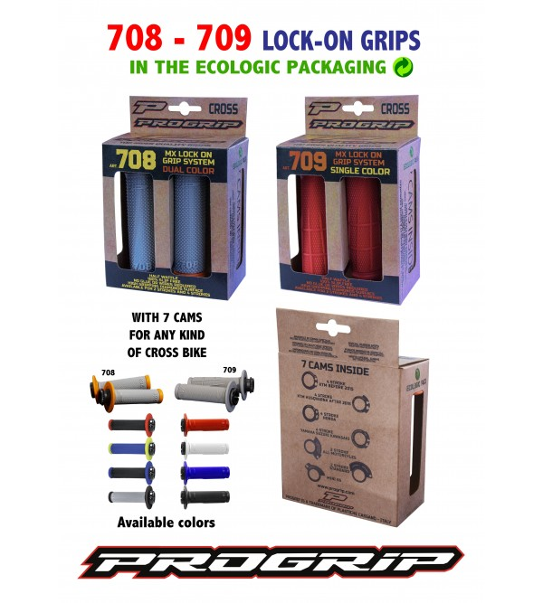 Progrip OFF ROAD grips 708