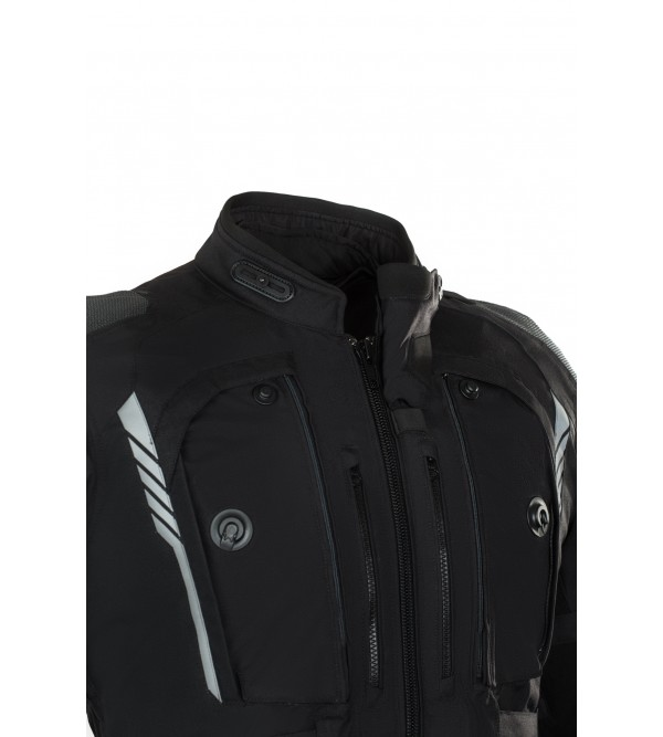 Rebelhorn PATROL Jacket Mens Black