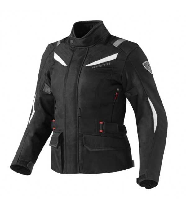 Rev'it Lady jacket Voltiac Black-White