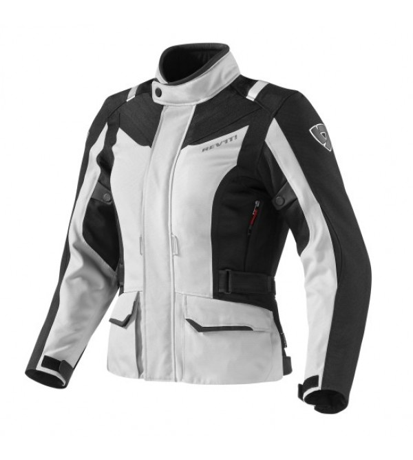 Rev'it Lady jacket Voltiac Silver-Black
