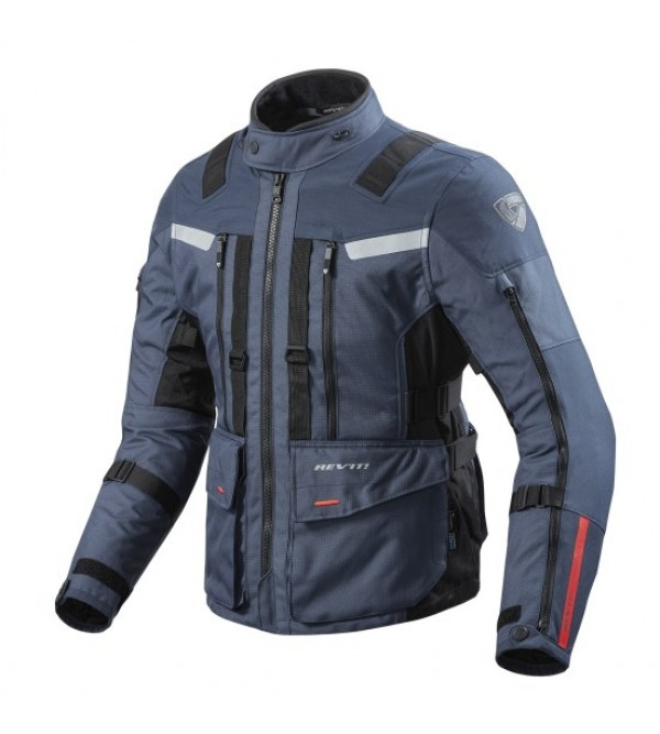 Rev'it jacket Sand 3 Dark Blue-Black