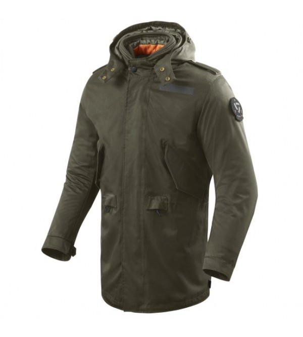 Rev'it jacket Ronson Dark Green