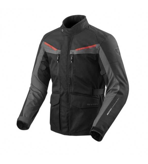 Rev'it jacket Safari 3 Black-Anthracite