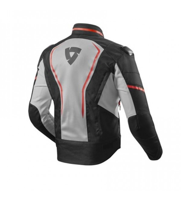 Rev'it jacket Vertex Air Black/Red