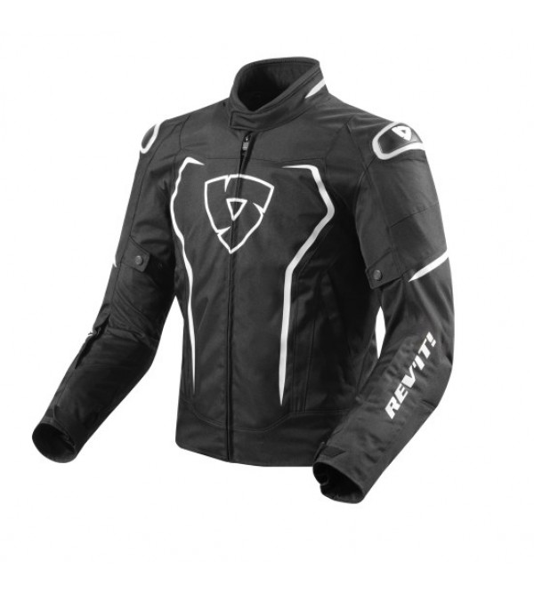 Rev'it jacket Vertex Black-White