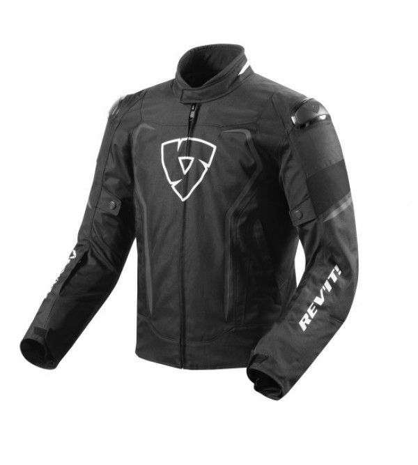 Rev'it jacket Vertex H2O Black