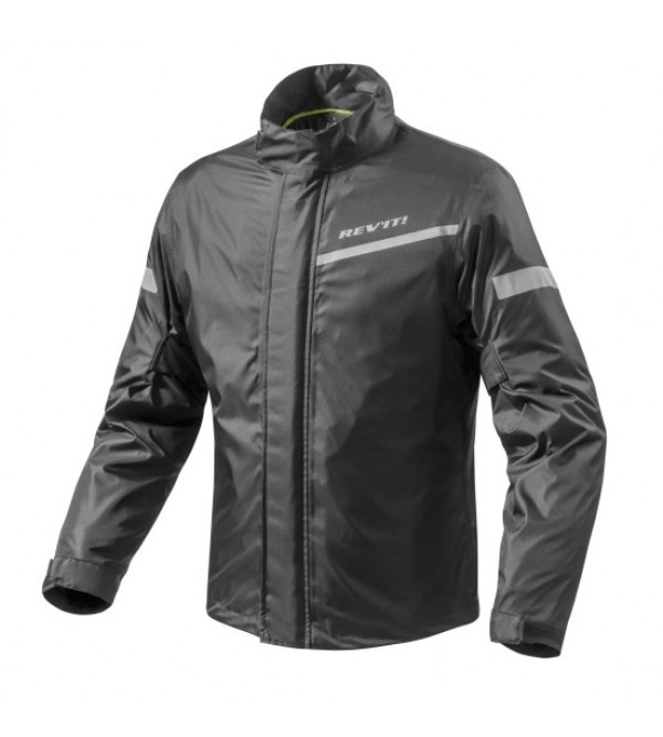 Rev'it Rain jacket Cyclone 2 H2O Black