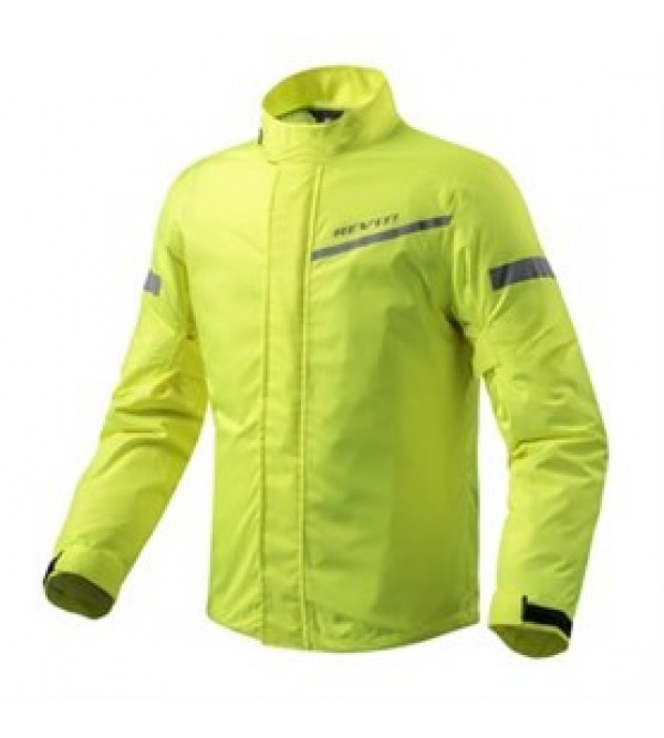 Rev'it Rain jacket Cyclone 2 H2O Neon Yellow