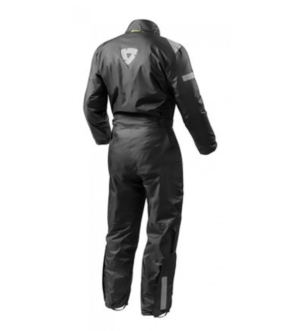 Rev'it Rainsuit Pacific H2O Black