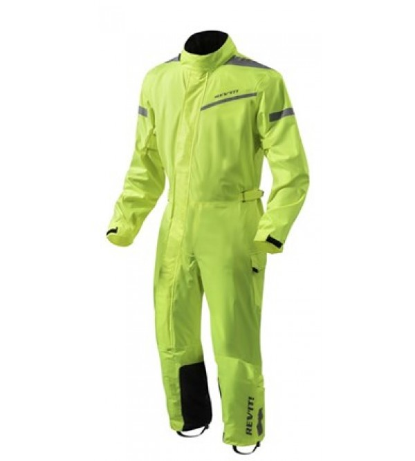 Rev'it Rainsuit Pacific H2O Neon Yellow