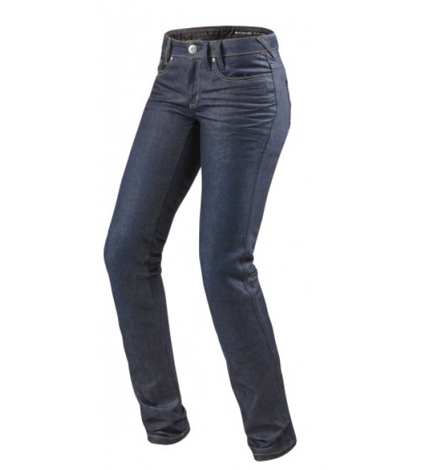 Rev'it Lady Trousers Jeans Madison 2 Blue