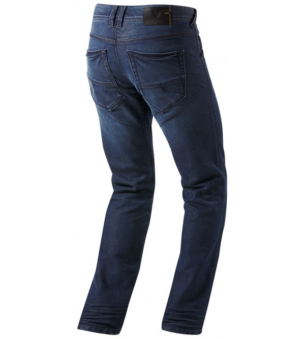 Rev'it Trousers Jeans Vendome Blue