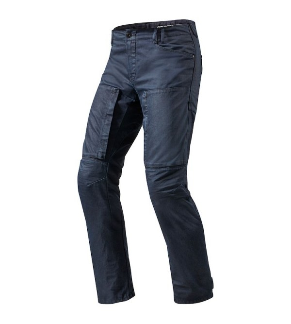 Rev'it Trousers Jeans Recon RF Solid Dark Blue