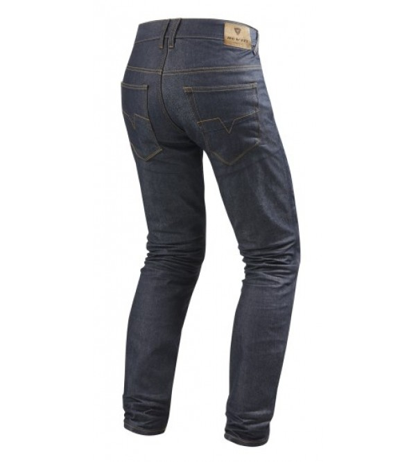 Rev'it Trousers Jeans Lombard 2 RF Dark Blue