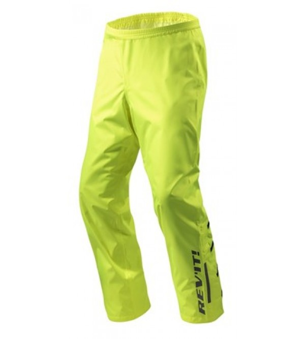 Rev'it Rain Trousers Acid H2O Neon Yellow