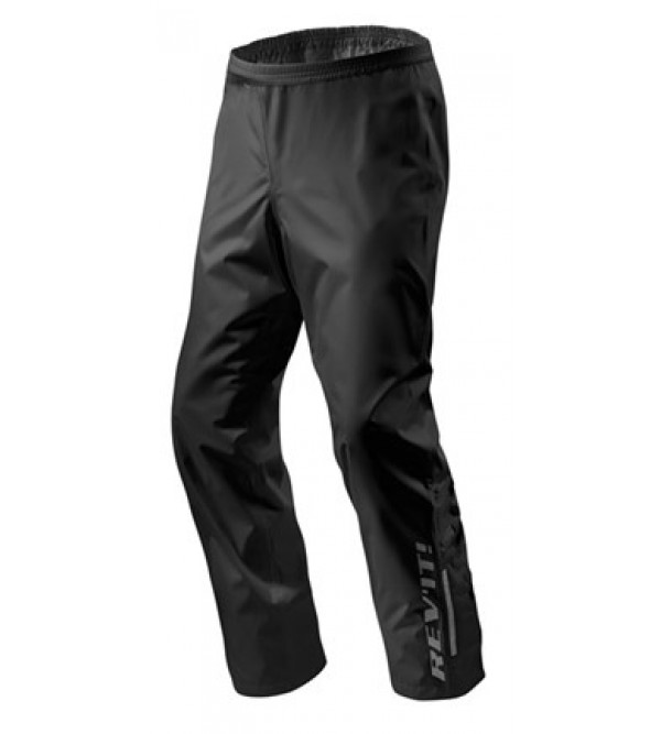 Rev'it Rain Trousers Acid H2O Black