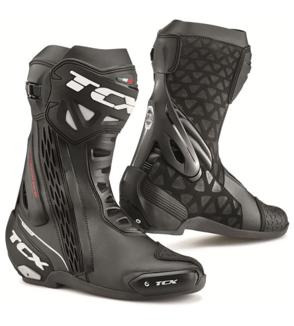 TCX Boots RT-RACE Waterproof Black