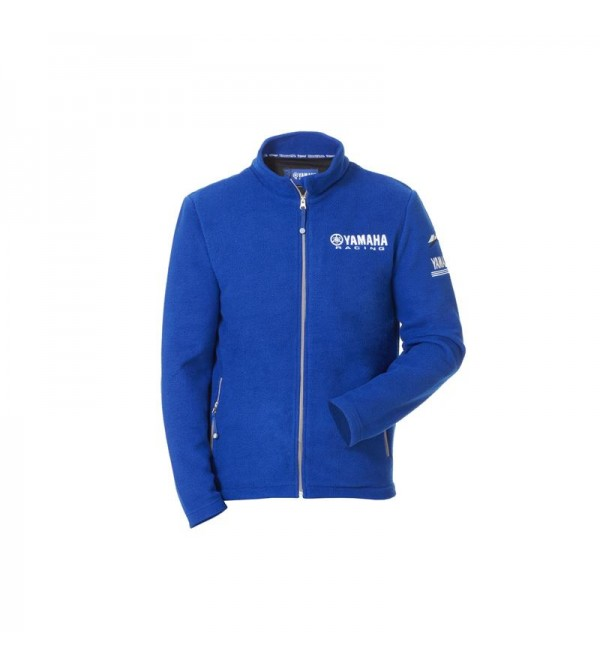 Yamaha Paddock Blue Men's Fleece Jaka