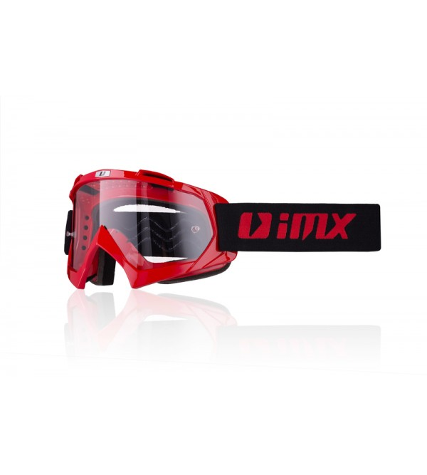 iMX goggles Mud Red