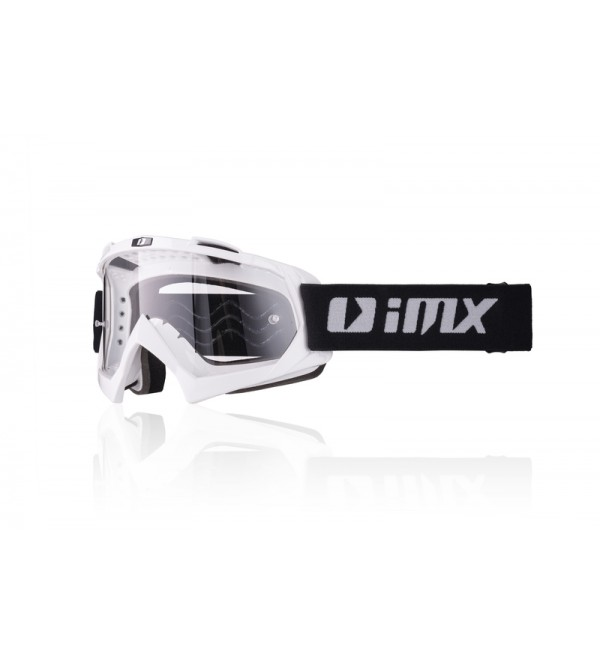iMX goggles Mud White