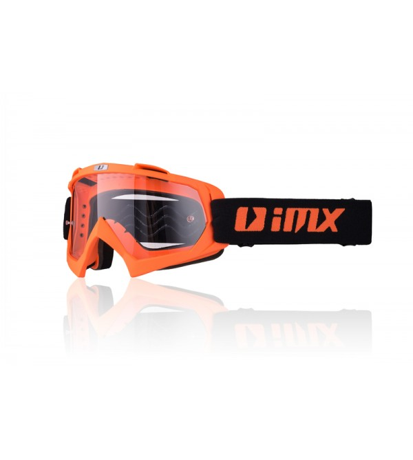 iMX goggles Mud Orange Matt